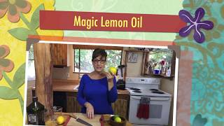 Magic Lemon Oil Recipe   Jana Eats