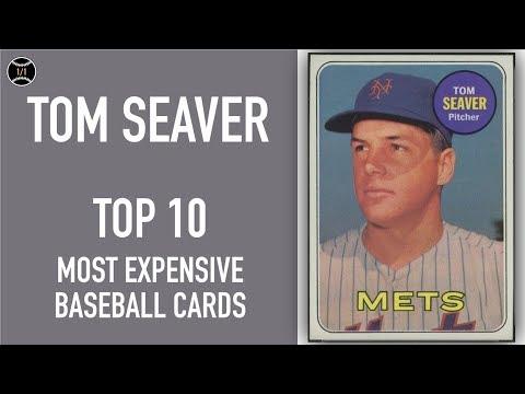 Tom Seaver Baseball Cards Value