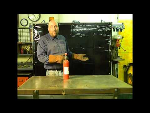 Intro To Stick Welding  Part 1 - Safety