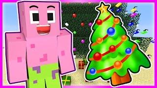 CHRISTMAS PREPARATIONS - Minecraft Spongebob Episode 21 (Minecraft Roleplay)