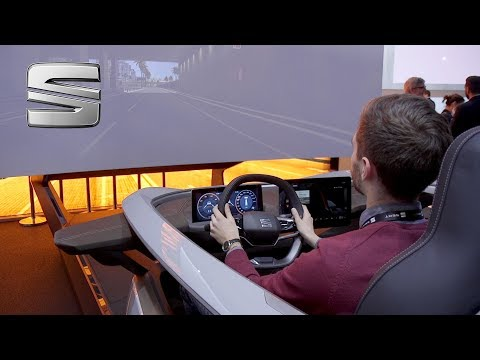 SEAT At The Mobile World Congress | MWC 2018 | Barcelona