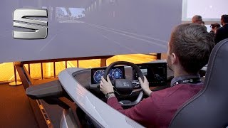 SEAT at the Mobile World Congress   MWC 2018   Barcelona