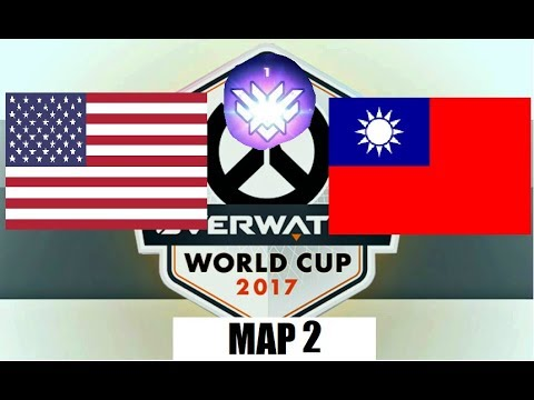 Breakdown and Analysis | USA vs Chinese Taipei | Overwatch World Cup Qualifiers | Map 2 Nepal