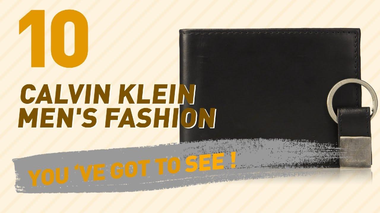 3ee1be20450d9 Calvin Klein Wallet For Men    New   Popular 2017 - YouTube