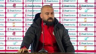 İbrahim Yiğitten Fenerbahçeye şampiyonluk mesajı...  Fenerbahçe - Sivas Belediyespor  4 - 0