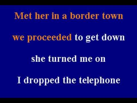 The Texas Tornados - A Little Bit Is Better Than Nada - Karaoke