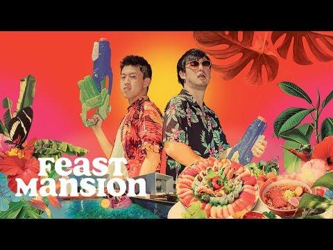 Feast Mansion w/ Rich Brian and Joji🍴88rising x First We Feast