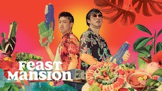 Feast Mansion w/ Rich Brian and Joji🍴88rising x First We Feast