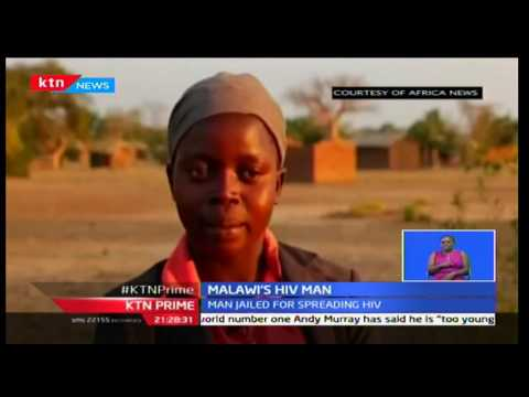 KTN Prime: Malawi's Hyena ritual man confesses to being HIV/AIDS positive
