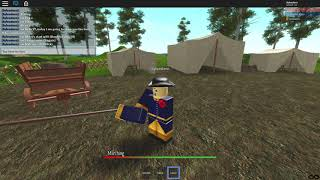 Basic Pikeman Commands | ROBLOX | The swedish great power period
