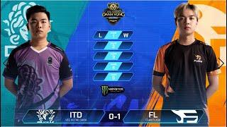 VEC In The Dark vs Team Flash [Vòng 2 - 31.07] - Đấu Trường Danh Vọng Mùa Đông 2019