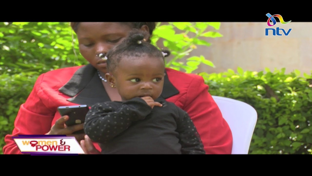 Women And Power: Meet Ruby Kimondo helping mothers with pre-term babies