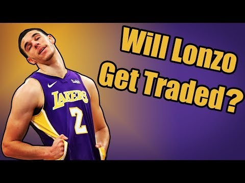 Should The Lakers Trade Lonzo Ball.