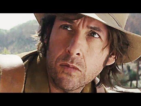 THE RIDICULOUS SIX Trailer (2015) Adam Sandler Netflix Movie