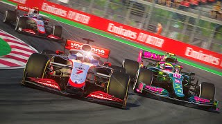 SHOCK WINNER! OVERTAKING SHOW IN THE LAST LAPS! - F1 2020 MY TEAM CAREER Part 101