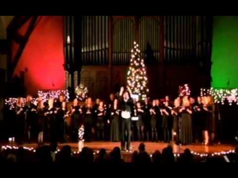 """The First Nowell"" arr. Sir John Stainer, Chant Claire Chamber Choir"