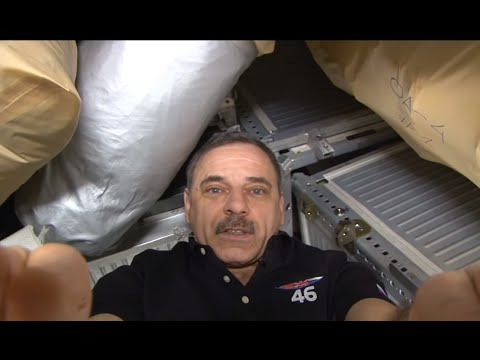 Год на орбите. Космическое ЖКХ. Фильм 12 / A Year In Space. Space Station Utilities