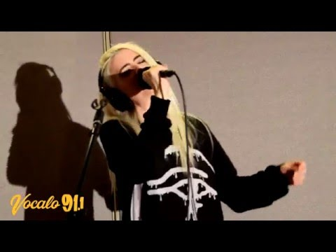 """MY GOLD MASK - """"Dissipate"""" Live From Studio 10 on Vocalo"""