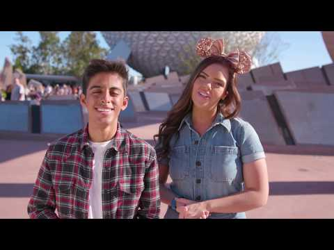 Thattaway with Karan Brar & Miranda May  WDW Best Day Ever