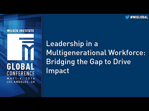 Leadership in a Multigenerational Workforce: Bridging the Gap to Drive Impact