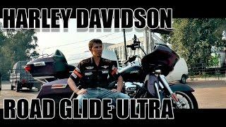 #Докатились! H-D Road Glide Ultra. Новая старая школа