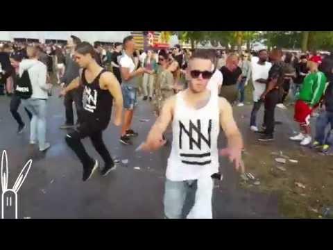 Cutting shapes/Techno Rave shuffle - Juli...