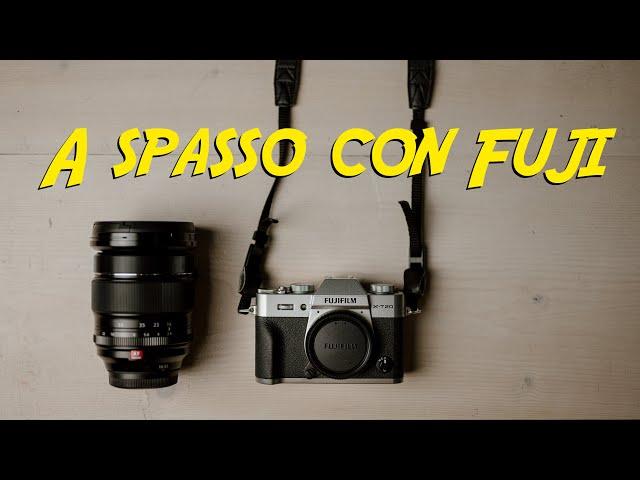 A spasso con FUJIFILM X-T20 e  XF 16-55mm f/2.8 R LM WR | @Rce Foto