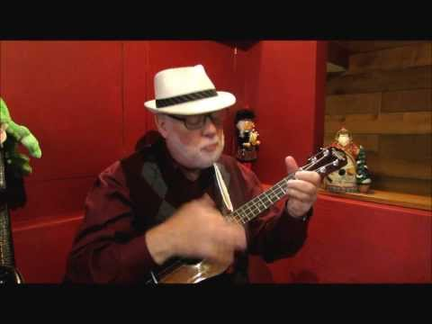 """""""THERE ARE BUBBLES IN THE AIR"""" - Sing-along-play-along with Ukulele Mike Lynch"""