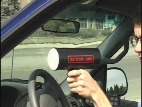 How Police Radar Works