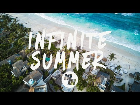 Aash Mehta - Infinite Summers (Lyrics / Lyric Video) ft. Lydia Kelly