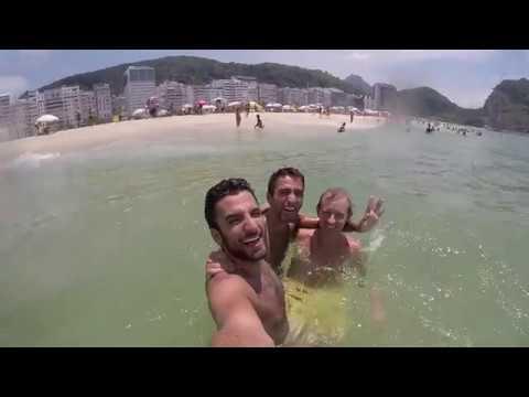 South America Backpack Trip
