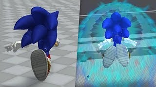 Sonic Fan Games - Sonic Unleashed in Roblox
