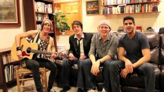 Show Me The Meaning Of Being Lonely by The Backstreet Boys -- Jordan, Rob, Alex & Daniel