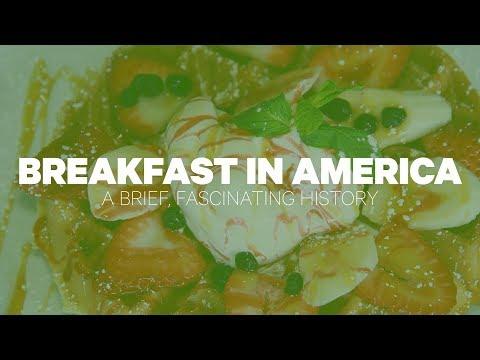 Breakfast in America: A Brief, Fascinating History