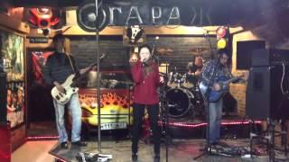Вишневый Коктейль вахтерам live in rockbar-garage