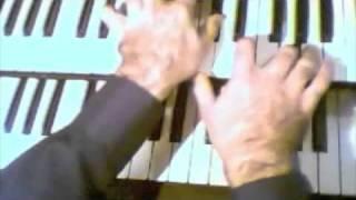 "Tony Banks the colonny of slippermen ""genesis keyboard"""