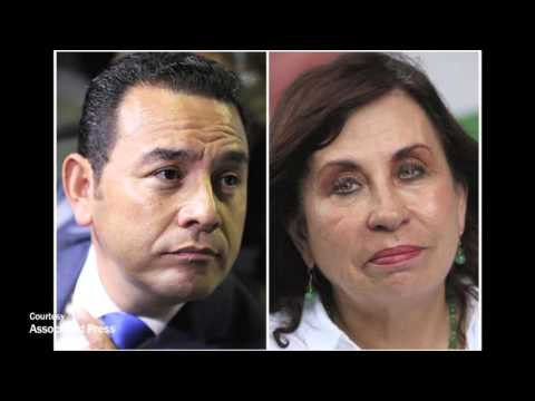 Global Journalist: Guatemala's turning point election