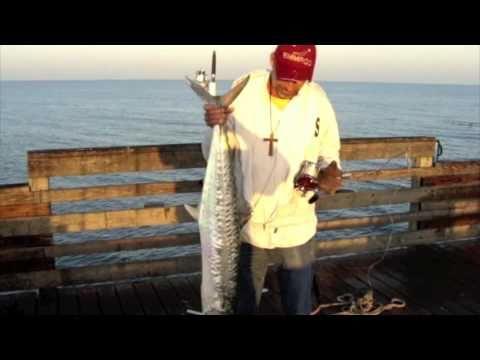 Large King Mackerel Small Emmrod Mel Larsen