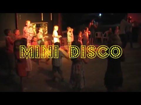 Mini Disco-Urlaub - endlich Urlaub