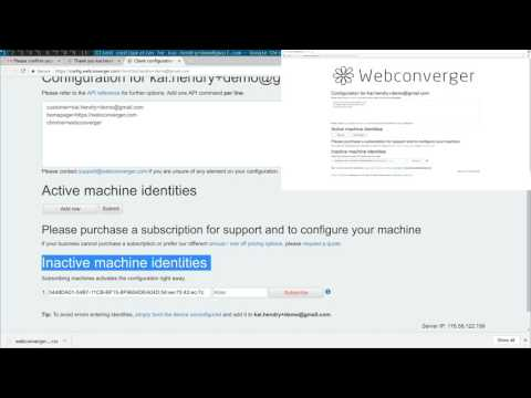 OPENSOURCE Web Kiosk software by Webconverger