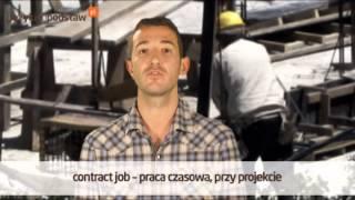 JĘZYK ANGIELSKI darmowy kurs cz.51. ROZMÓWKI - szukanie pracy.