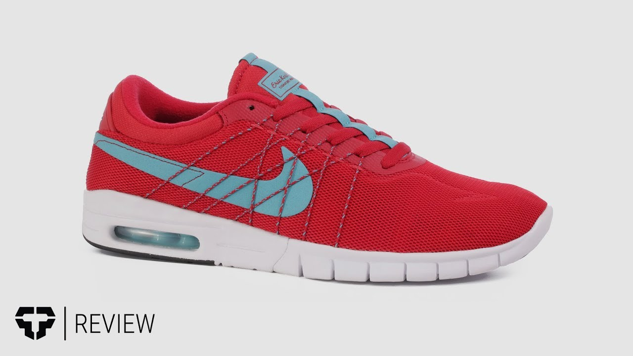 d9f0665da663 Nike SB Koston Max Shoes Review - Tactics.com - YouTube
