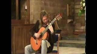Guitar recital - Live fom Manchester 2015