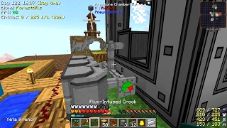 Minecraft - Project Ozone 2 #10: Clean Your Room!