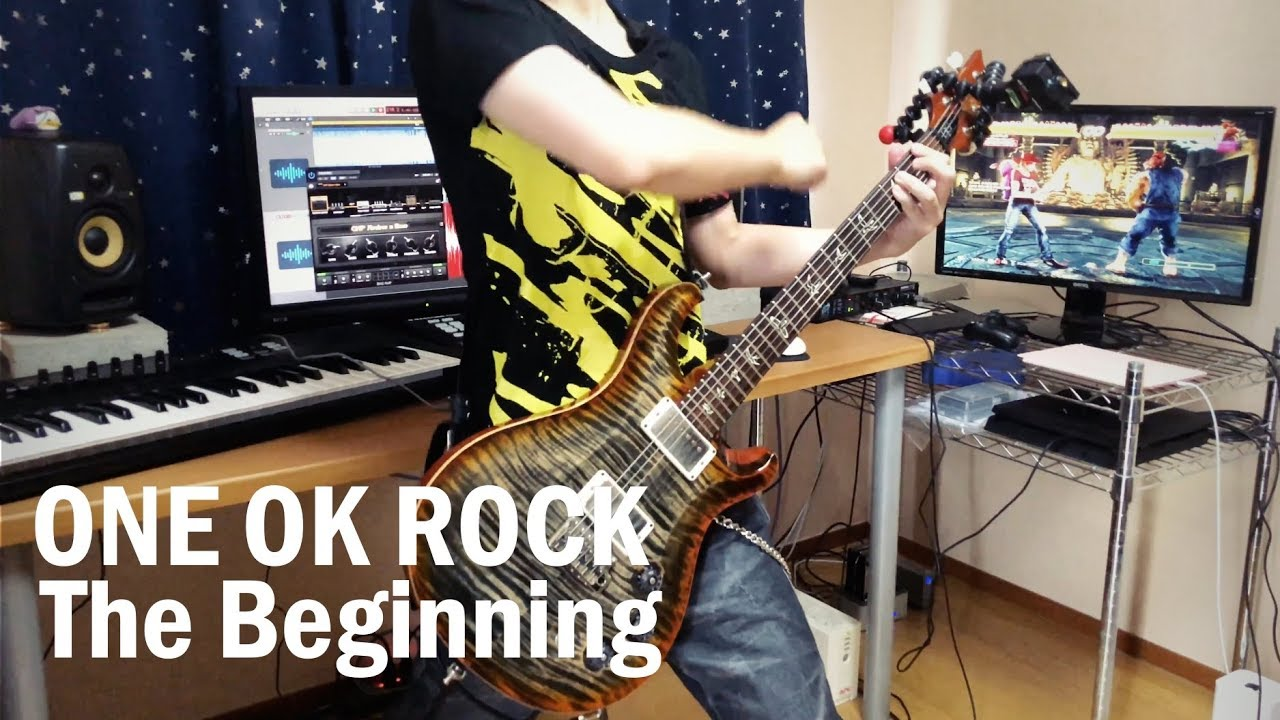 ONE OK ROCK - The Beginning [GUITAR COVER] [INSTRUMENTAL COVER] by Yuuki-T