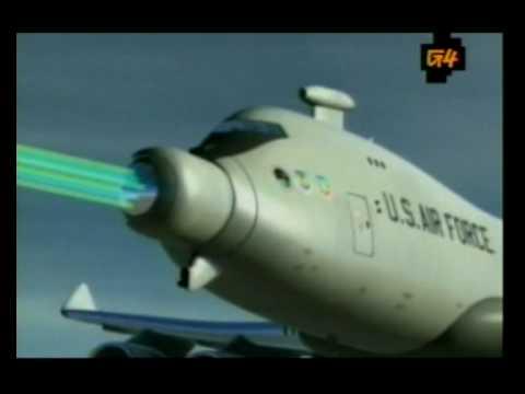 Boeing YAL-1 Airborne Laser Testbed