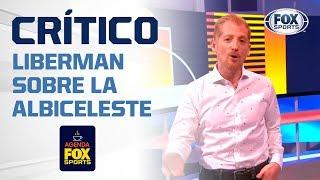 La puntada de Martín Liberman contra Argentina en Copa América