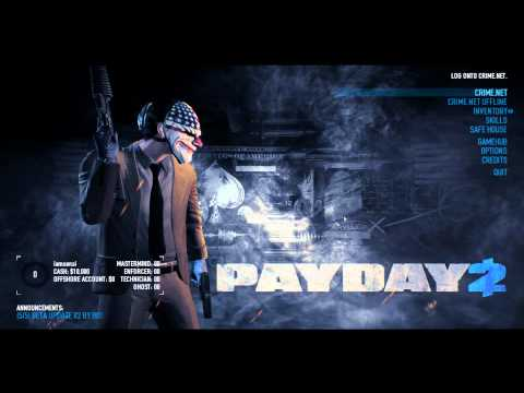 Payday 2 Free beta key giveaway[CLOSED]