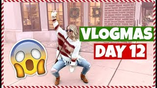Exciting Things!!!!    VLOGMAS Day 12