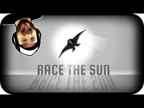 Race The Sun - Mach mal schneller! [Gameplay]*[Let's Play]*[Deutsch]